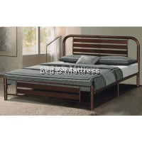 Cydney Metal Queen Bed