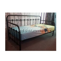 Mandy Metal Day Bed