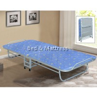 Pinn Foam Bedding Top Foldable Bed